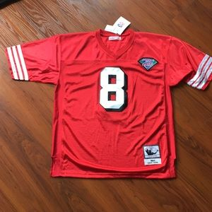 low priced 5607e 2a0b0 NWT Mitchell & Ness 49'ers Steve Young 1994 Jersey NWT